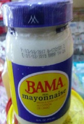 MAYONNAISE ( VENDU PAR POT DE 400G)